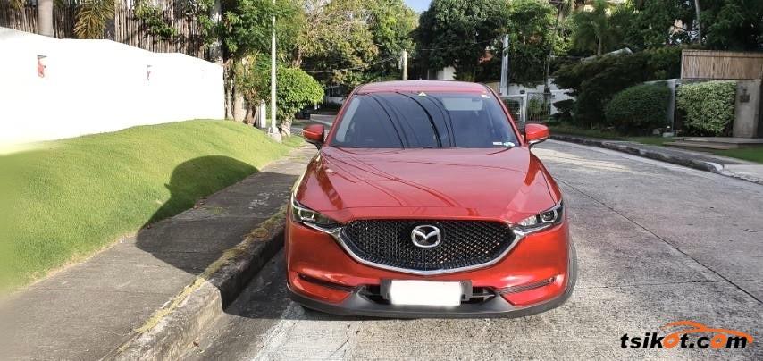 Mazda Cx-5 2017 - 2