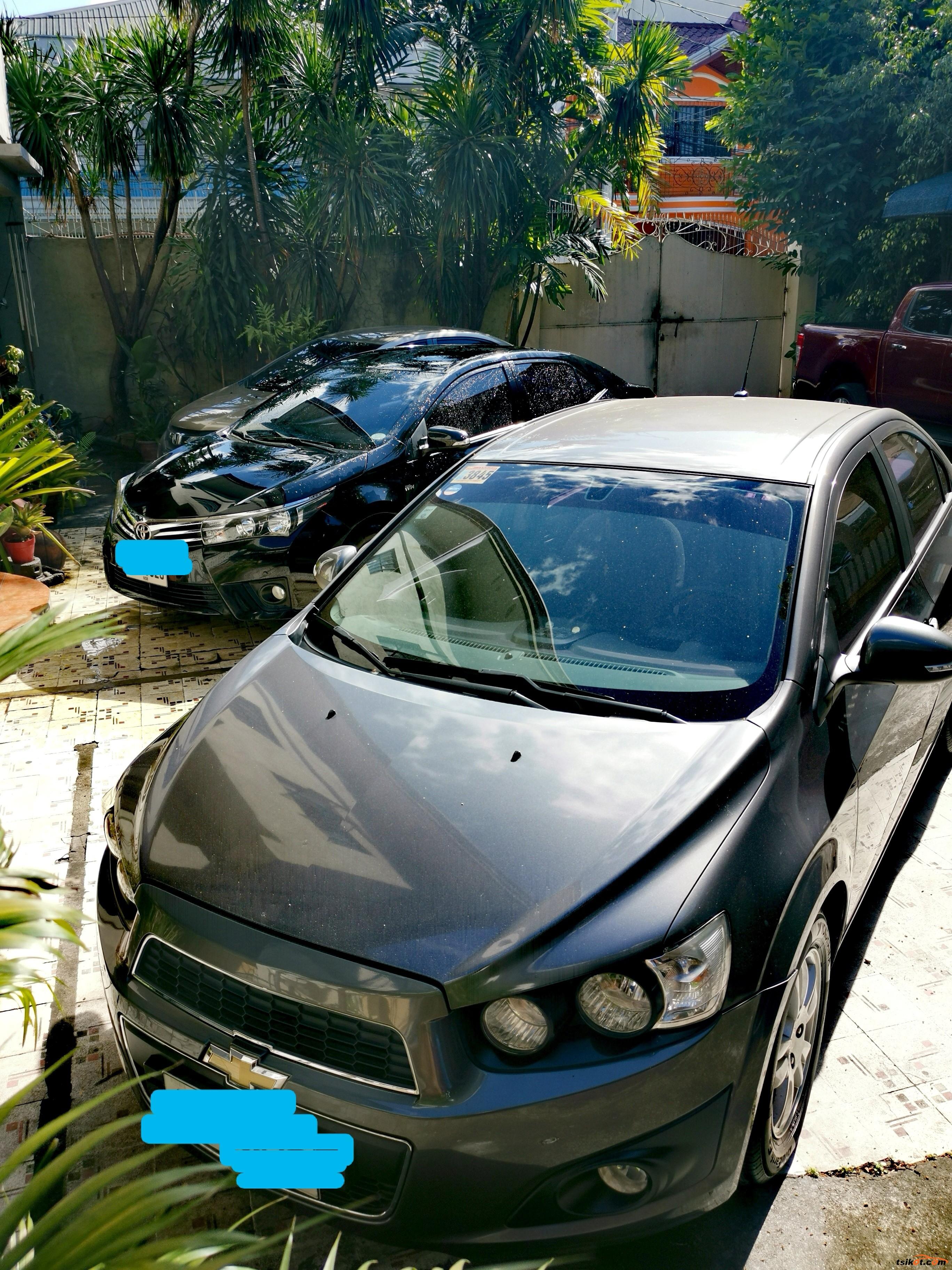 Chevrolet Sonic 2014 - 6