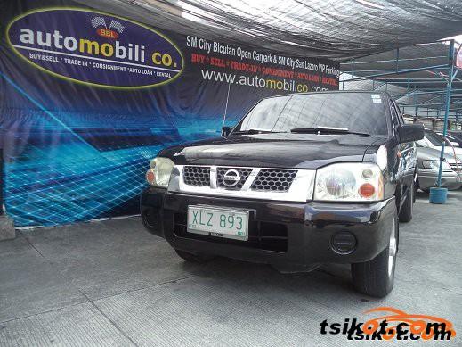 Nissan Frontier 2004 - 1