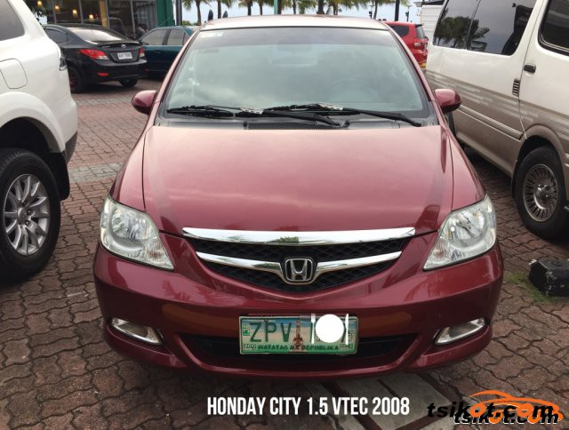 Honda City 2008 - 6