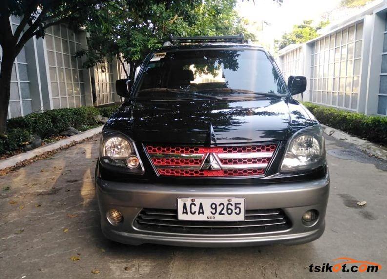Mitsubishi Adventure 2014 - 1