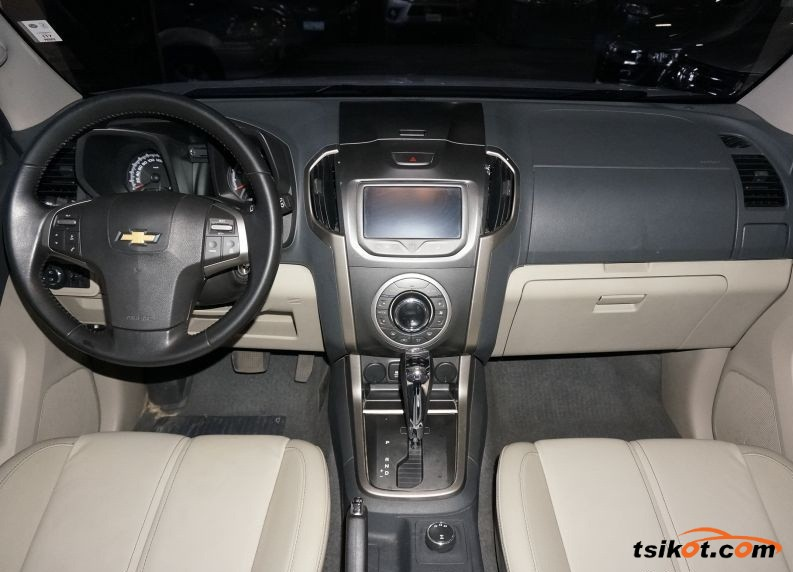 Chevrolet Trailblazer 2014 - 6