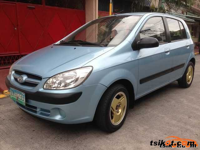 Hyundai Getz 2008 - 4