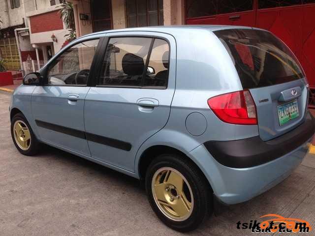 Hyundai Getz 2008 - 5