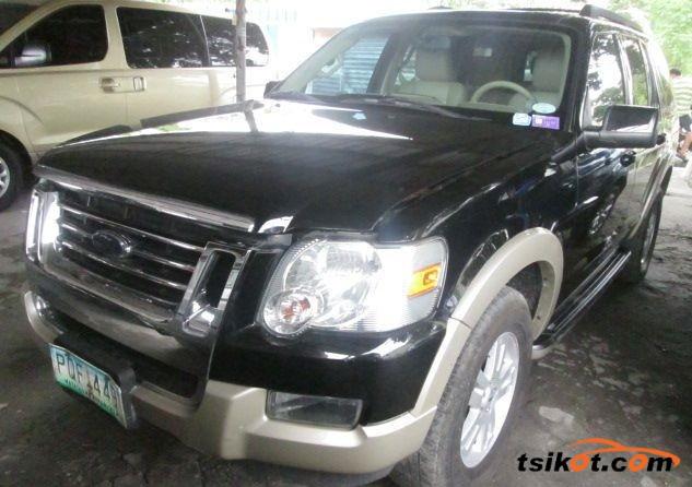 Ford Explorer 2011 - 1