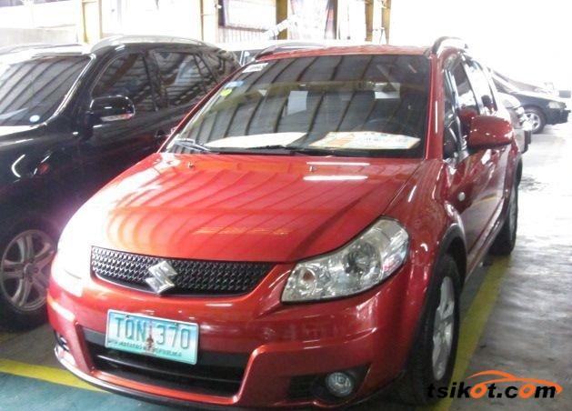 Suzuki Sx4 2011 - 1