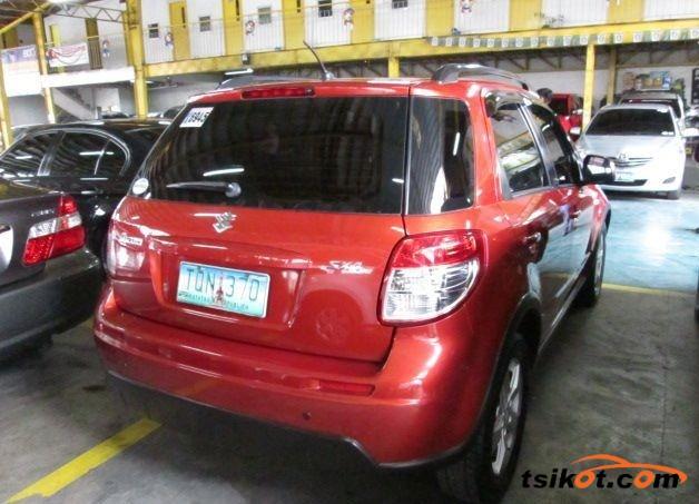 Suzuki Sx4 2011 - 2