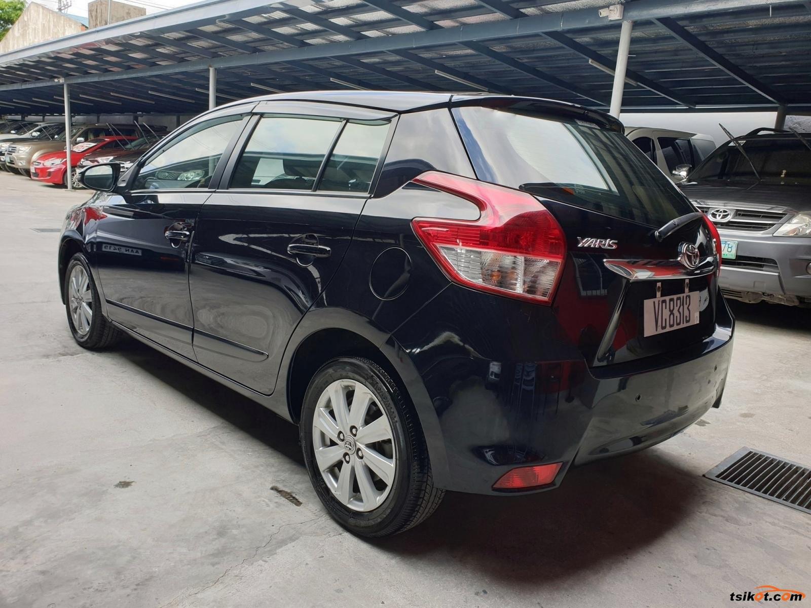 Toyota Yaris 2016 - 4