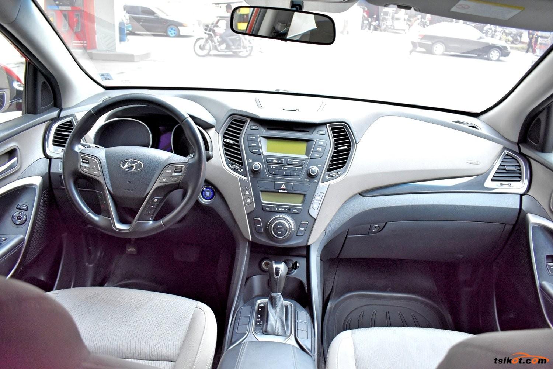 Hyundai Santa Fe 2015 - 4