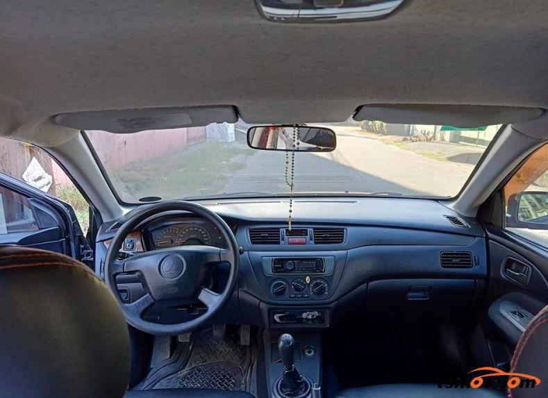 Mitsubishi Lancer 2007 - 3