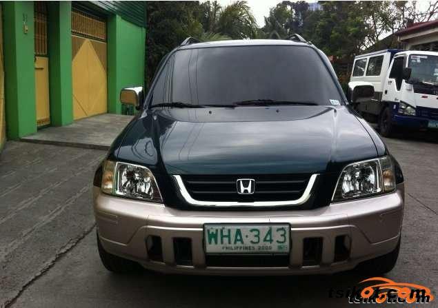 Honda Cr-V 1999 - 1