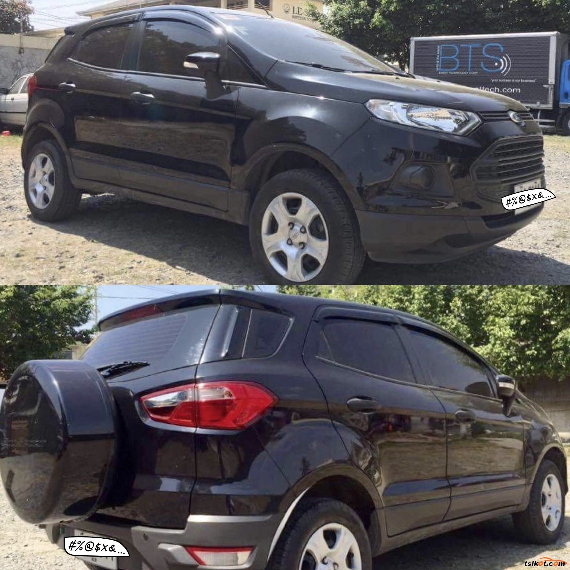Ford Ecosport 2014 - 2
