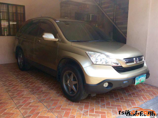 Honda Cr-V 2009 - 4