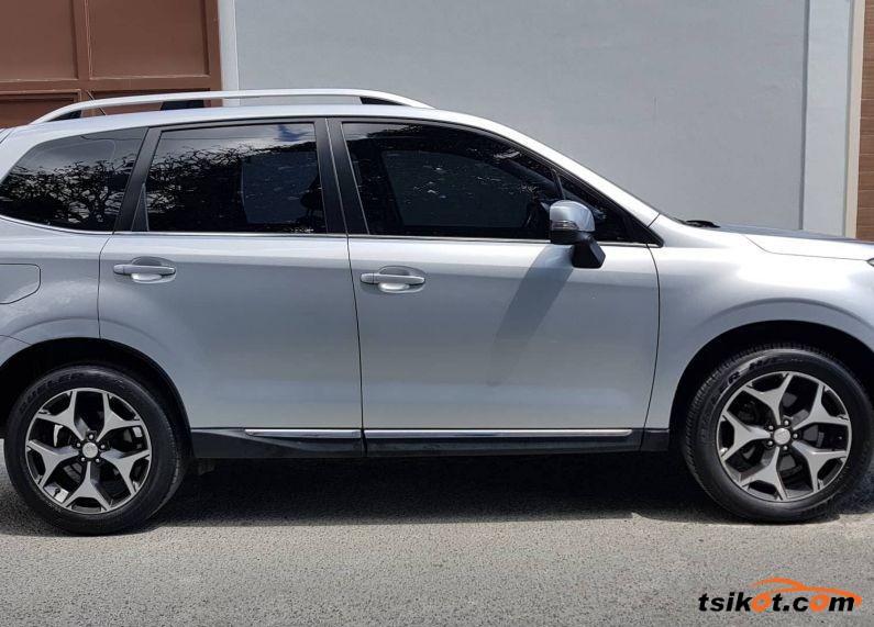 Subaru Forester 2013 - 5