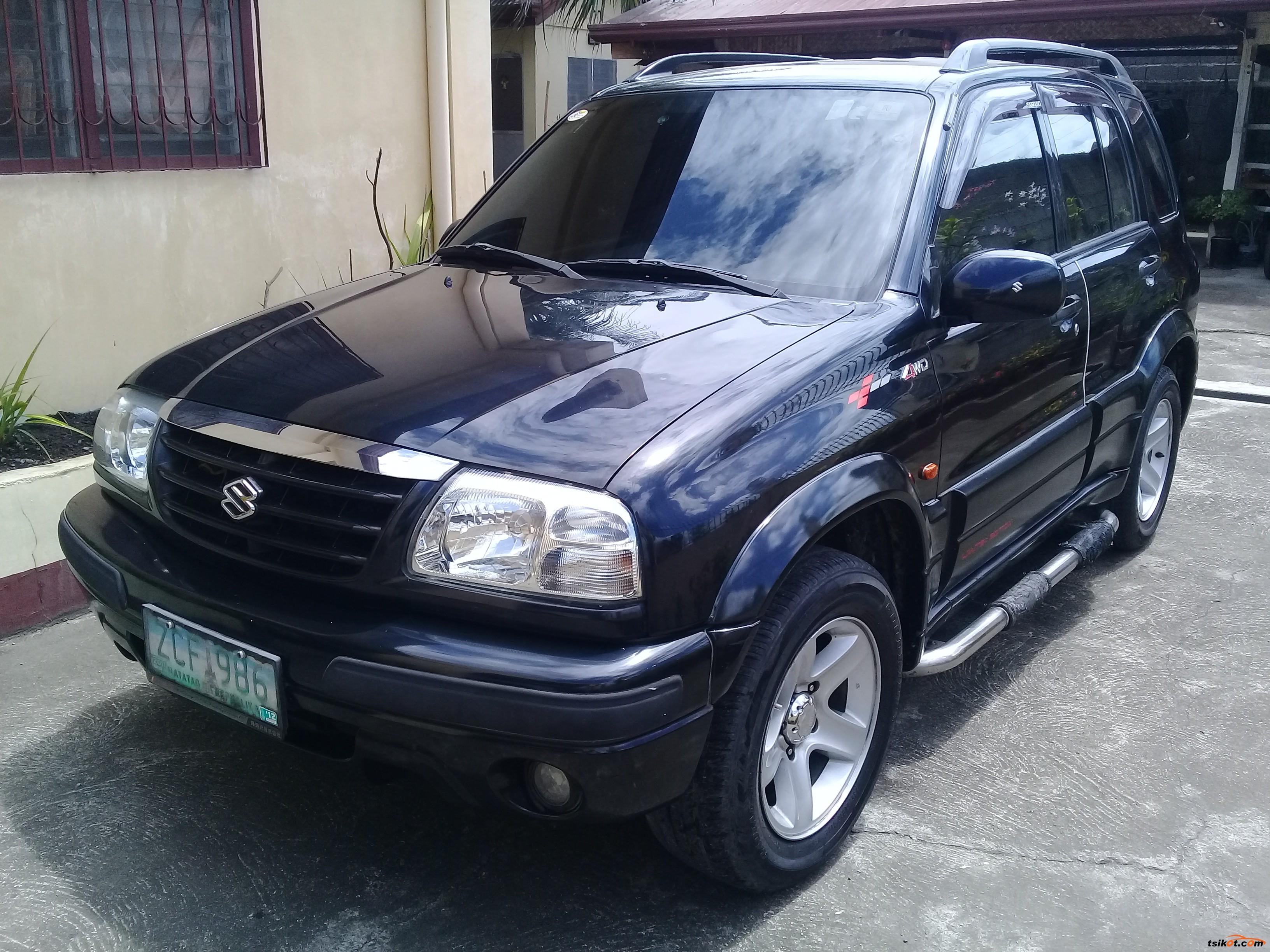 Suzuki Grand Vitara 2005 - 1