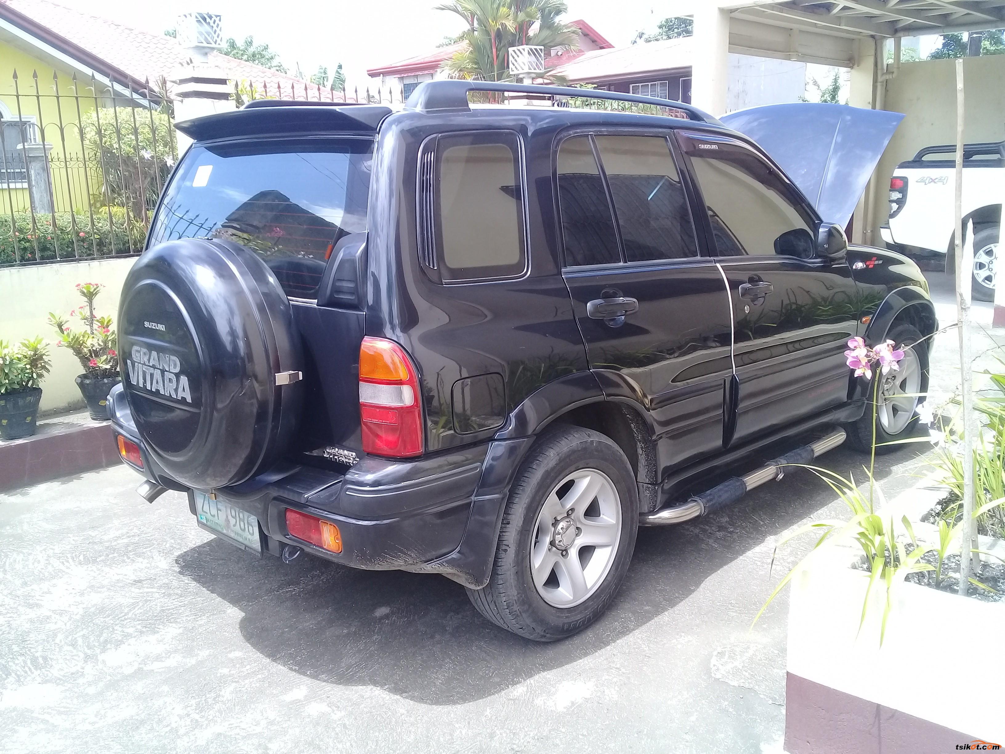 Suzuki Grand Vitara 2005 - 2