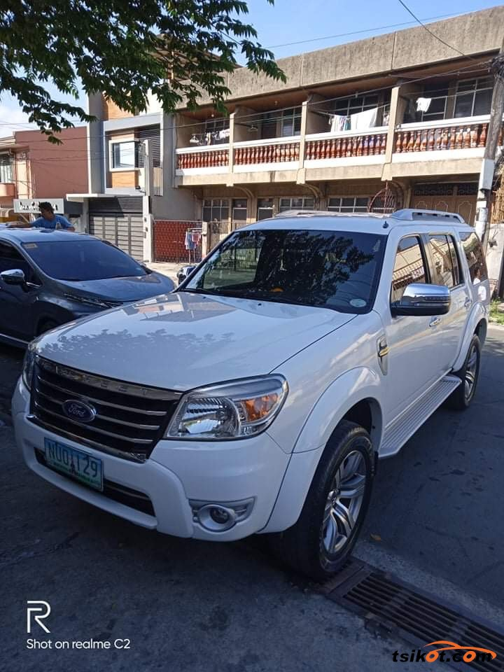 Ford Everest 2009 - 6