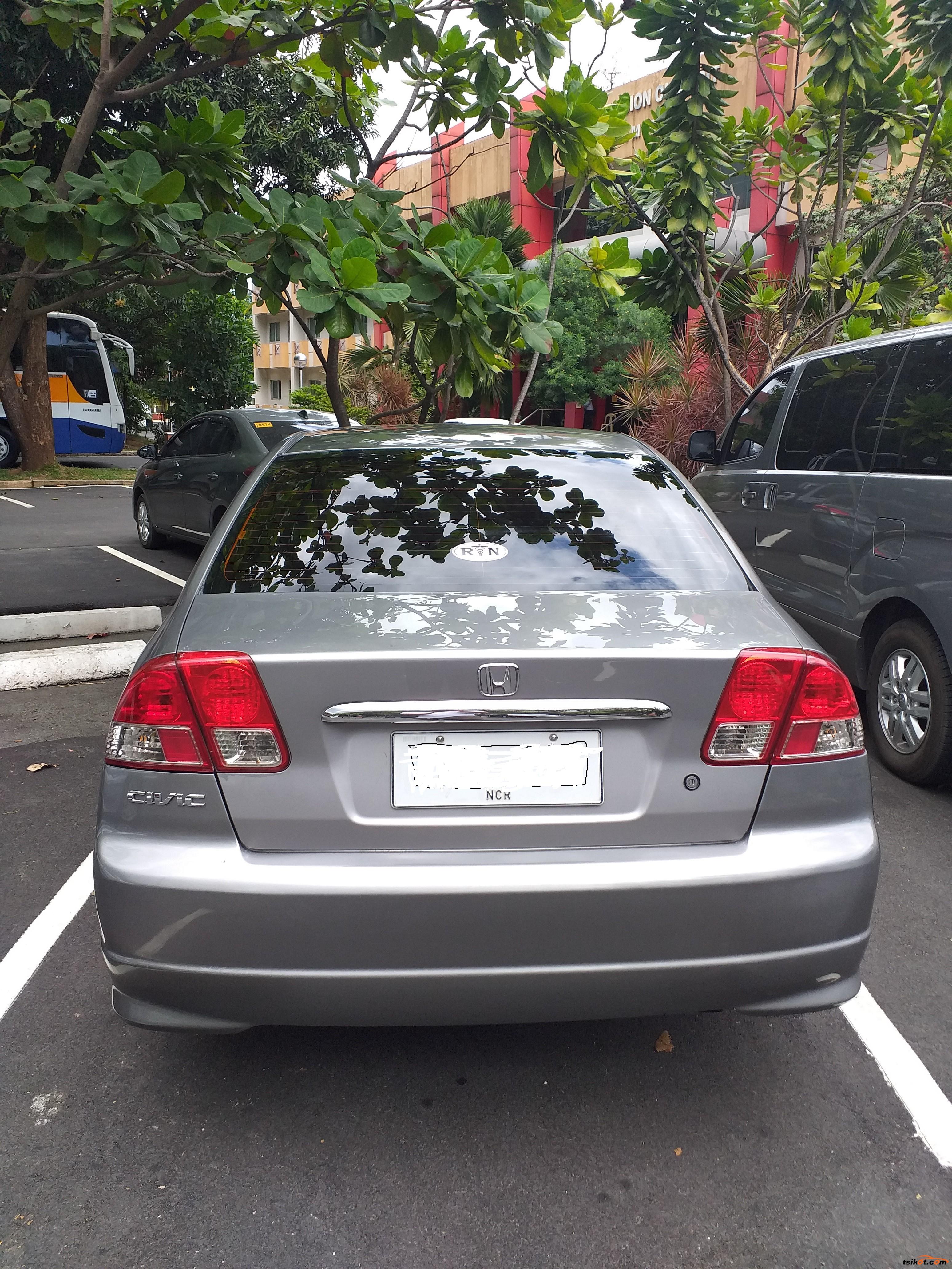 Honda Civic 2004 - 5