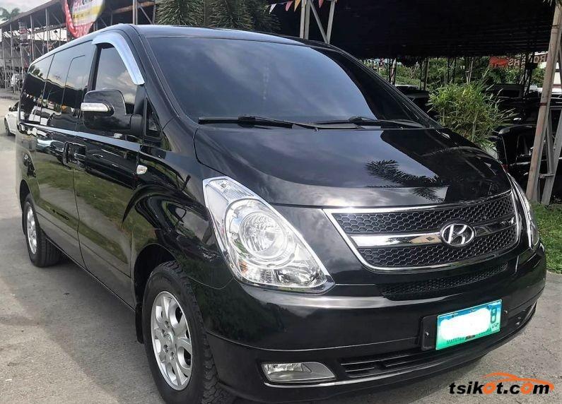 Hyundai Starex 2013 - 1
