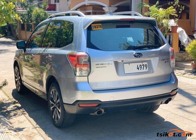 Subaru Forester 2016 - 2