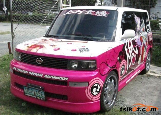Toyota Bb 2002 - 1
