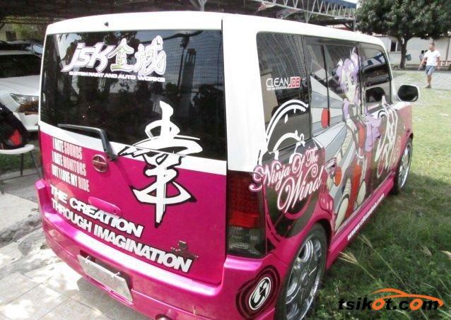 Toyota Bb 2002 - 2