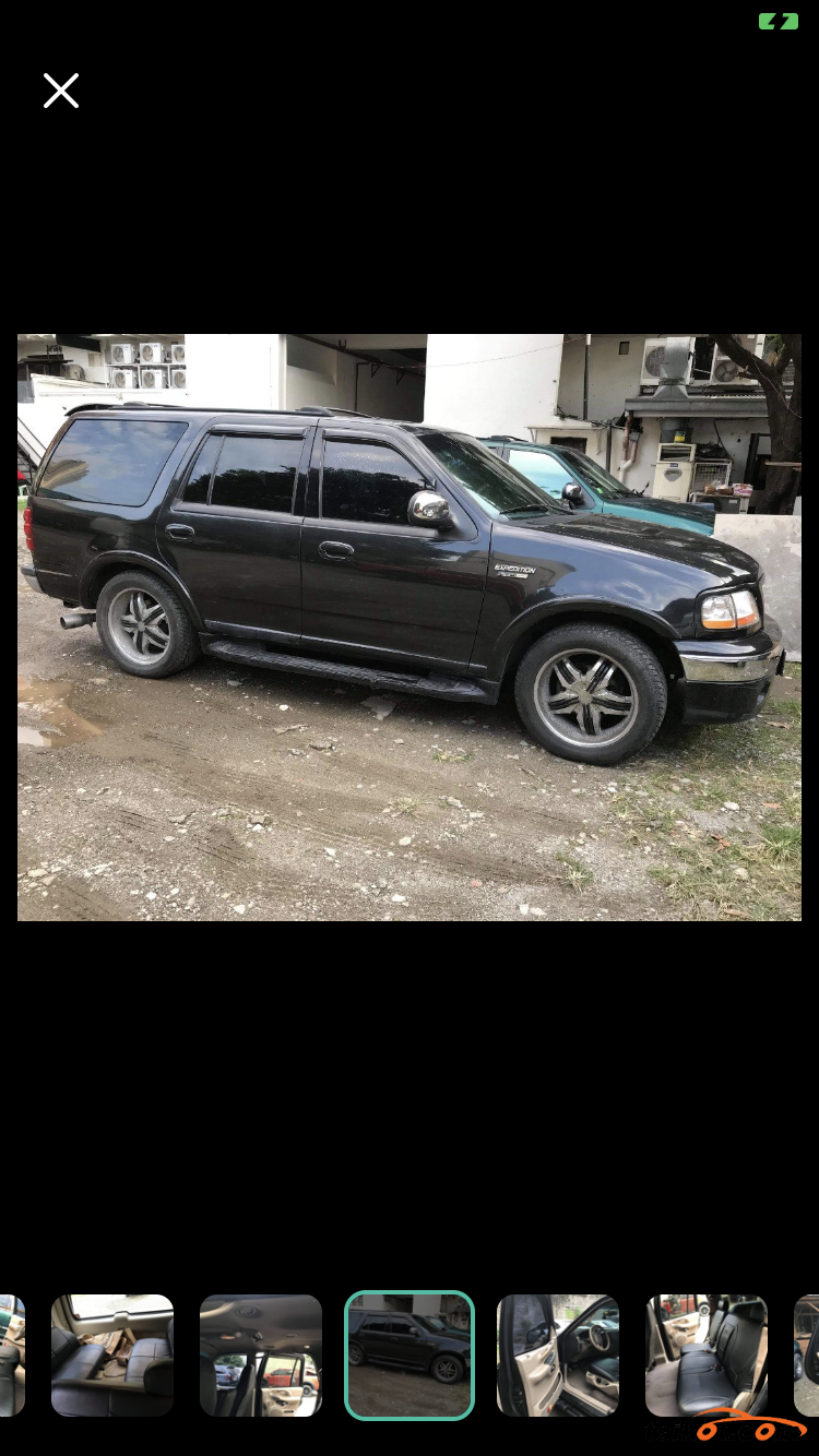Ford Expedition 2002 - 5