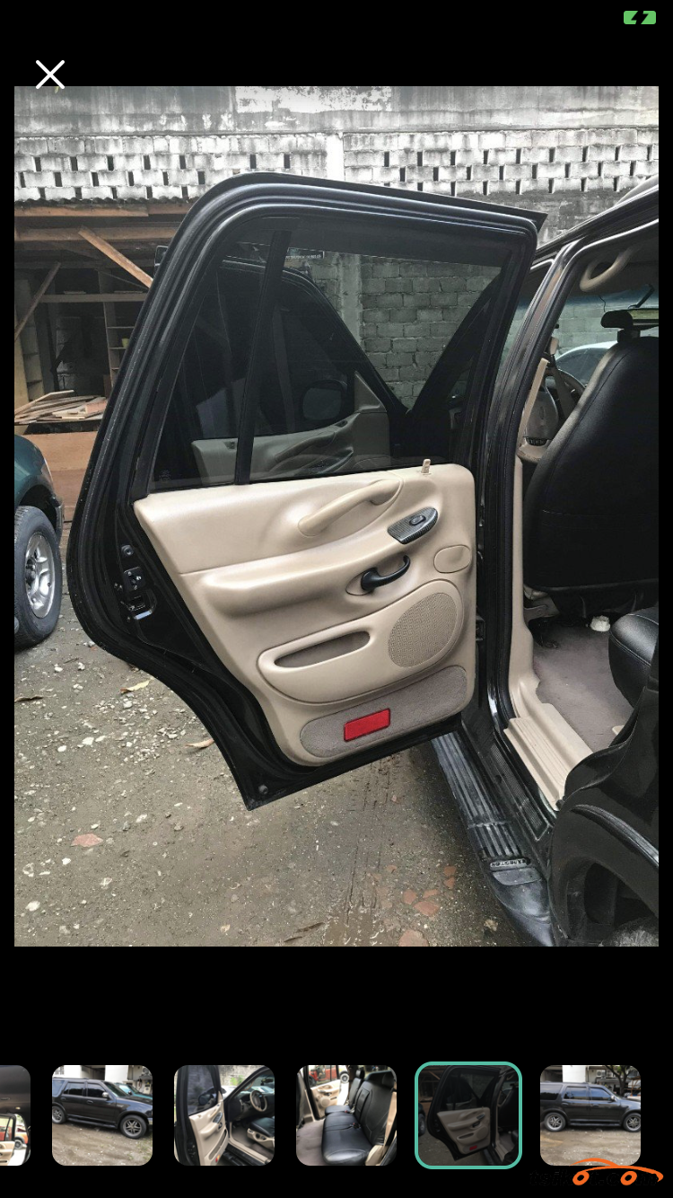 Ford Expedition 2002 - 8