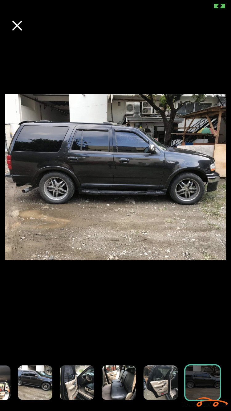 Ford Expedition 2002 - 9