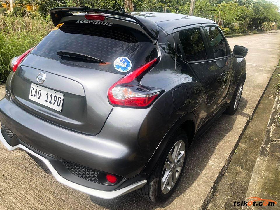 Nissan Juke 2018 - 2