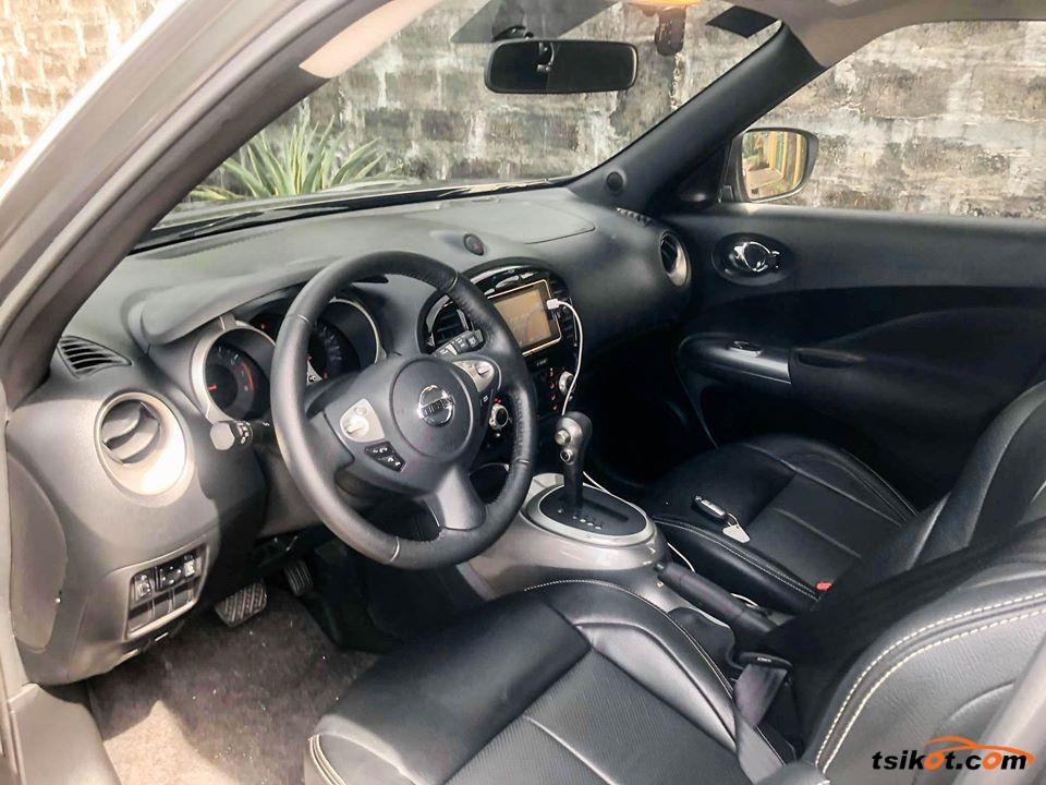 Nissan Juke 2018 - 5