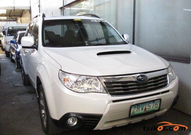 Subaru Forester 2010 - 1