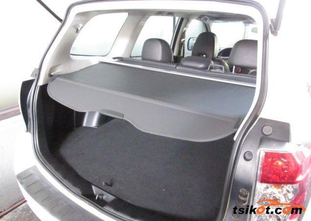 Subaru Forester 2010 - 4