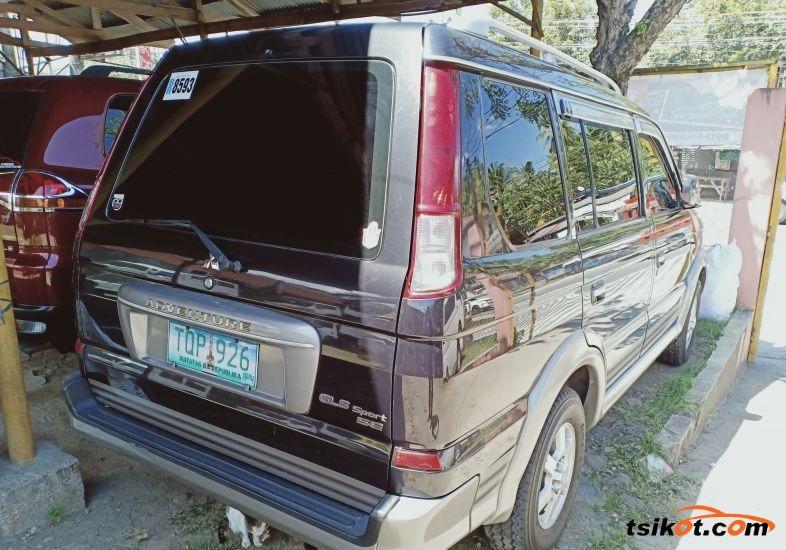 Mitsubishi Adventure 2012 - 4