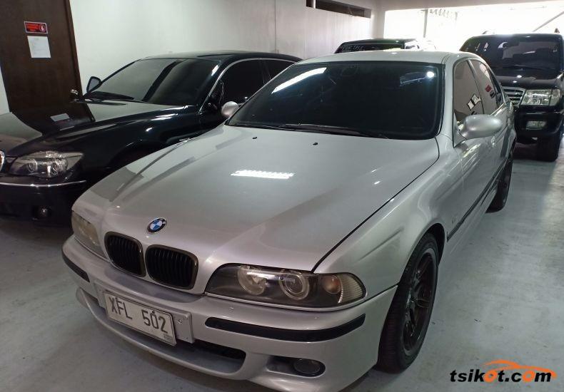 Bmw 525 2002 - 1
