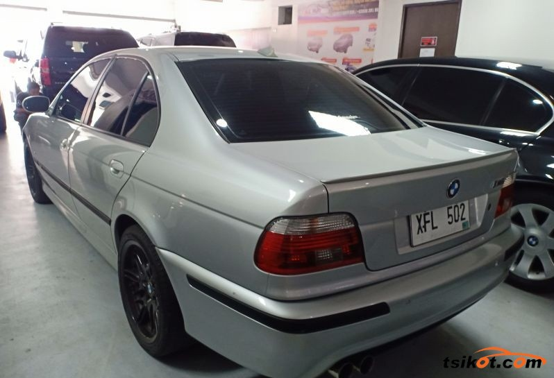 Bmw 525 2002 - 4