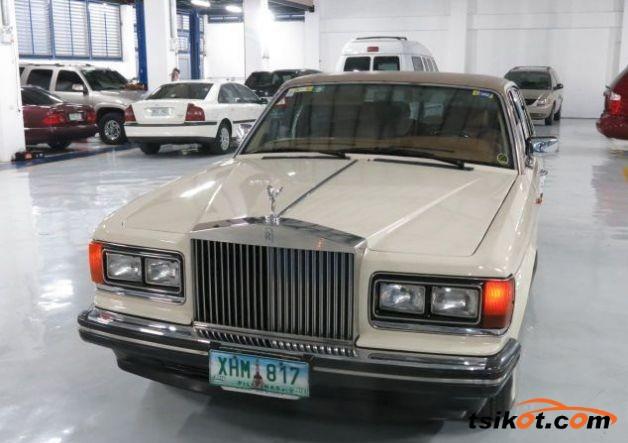 Rolls-Royce Silver Spirit Ii 1989 - 1