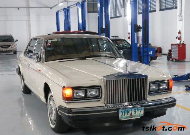Rolls-Royce Silver Spirit Ii 1989 - 2