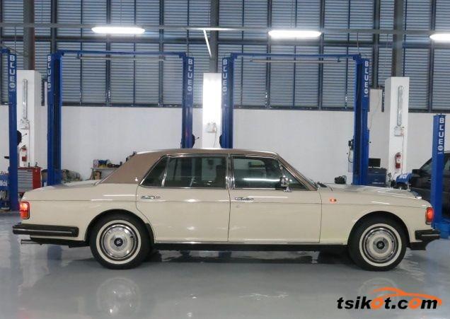 Rolls-Royce Silver Spirit Ii 1989 - 3