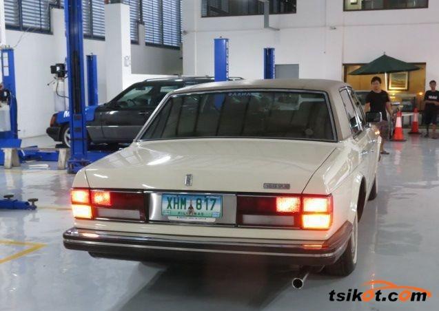 Rolls-Royce Silver Spirit Ii 1989 - 4