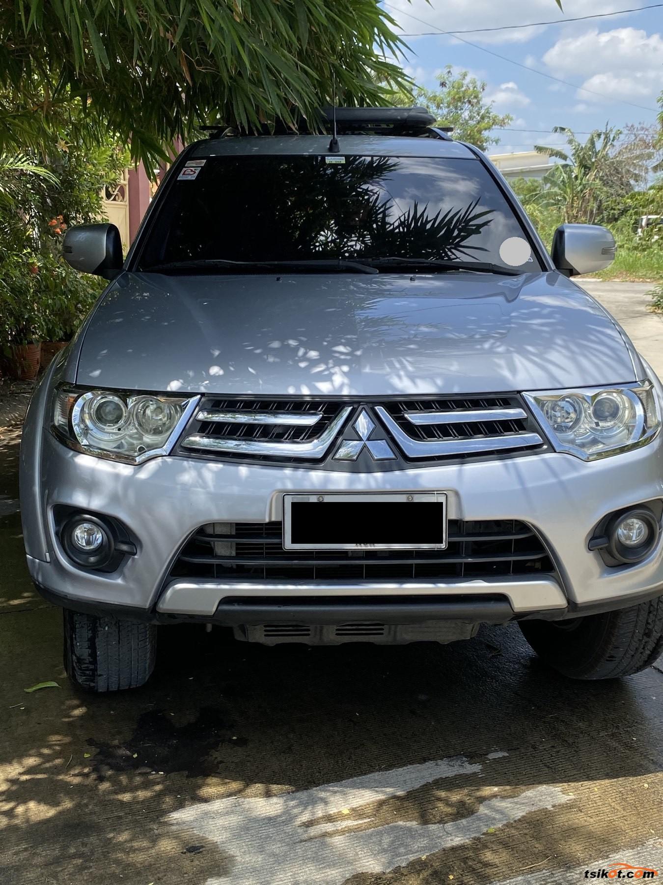 Mitsubishi Montero 2014 - 4