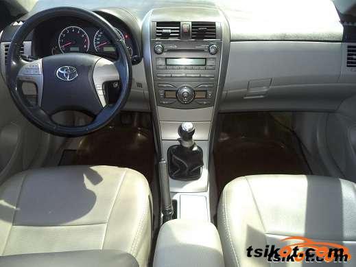 Toyota Corolla 2008 - 6