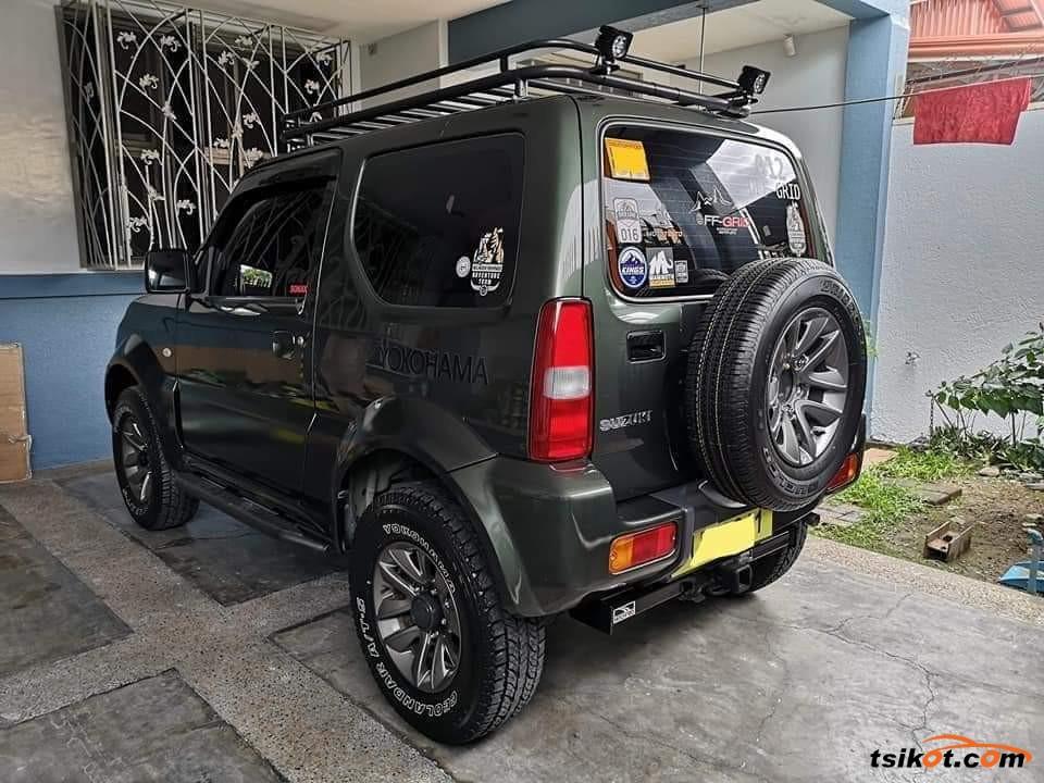 Suzuki Jimny 2017 - 7