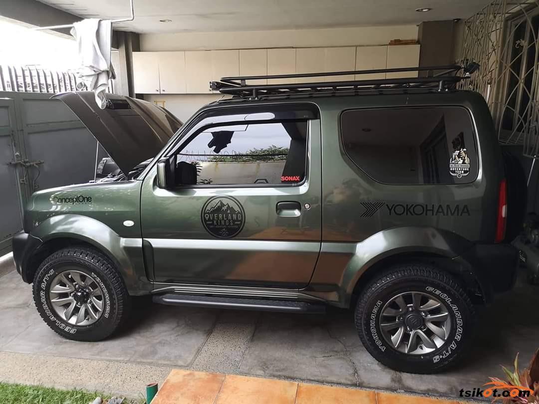 Suzuki Jimny 2017 - 8
