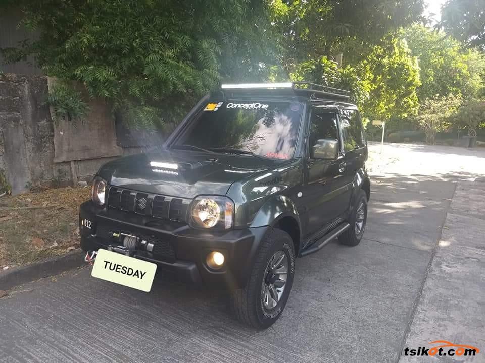 Suzuki Jimny 2017 - 9