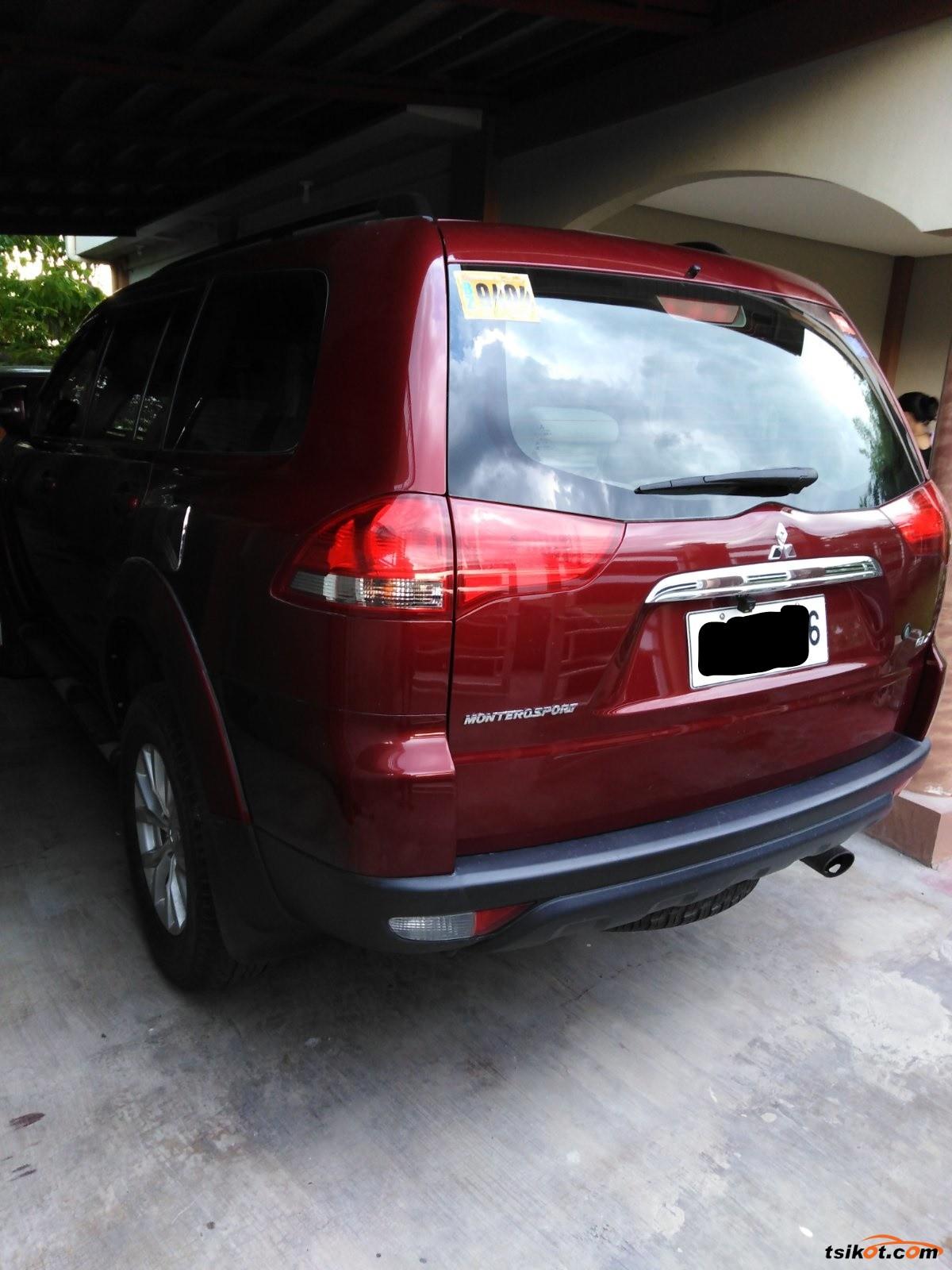 Mitsubishi Montero 2014 - 7