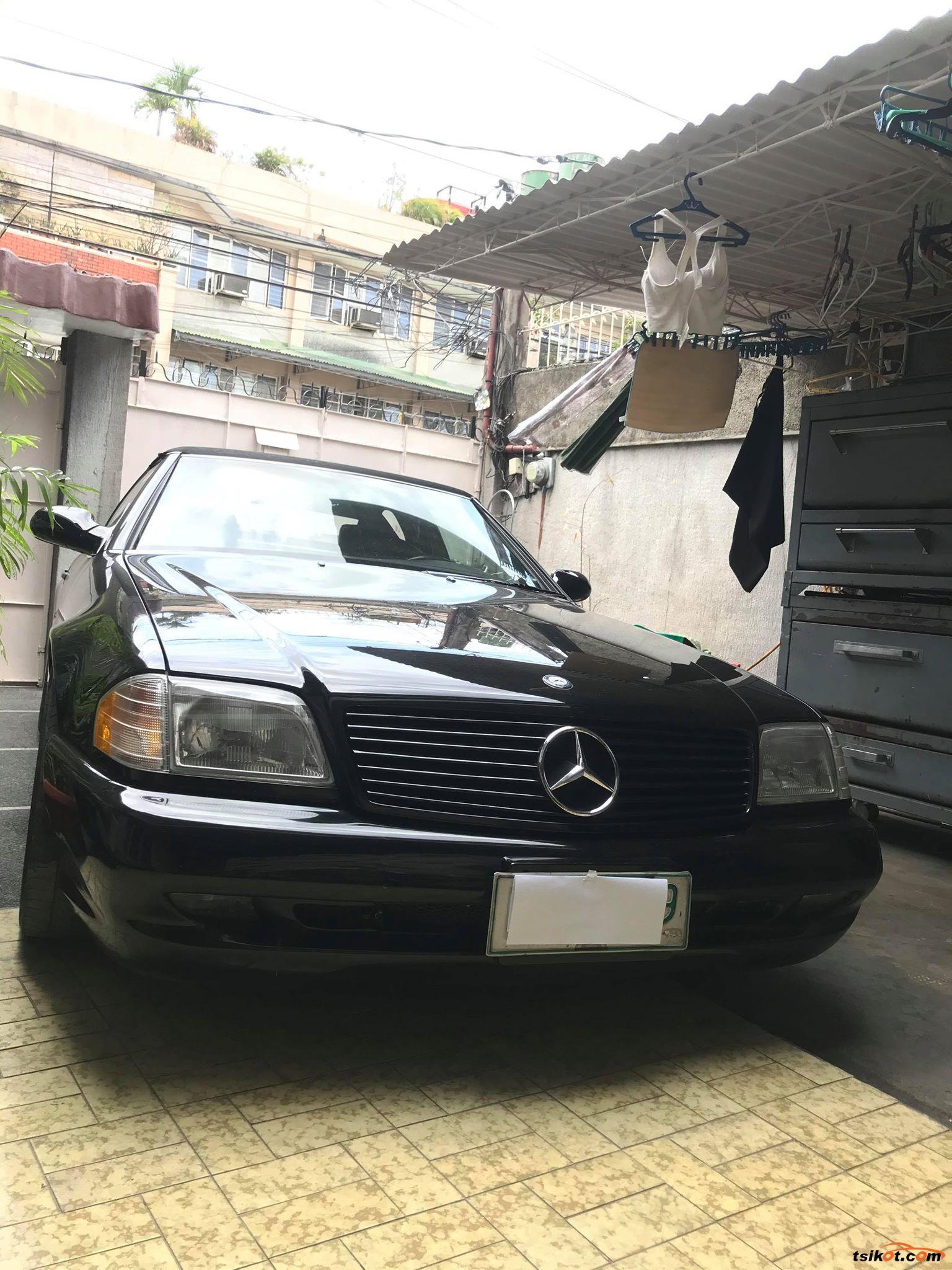 Mercedes-Benz Sl 1995 - 1