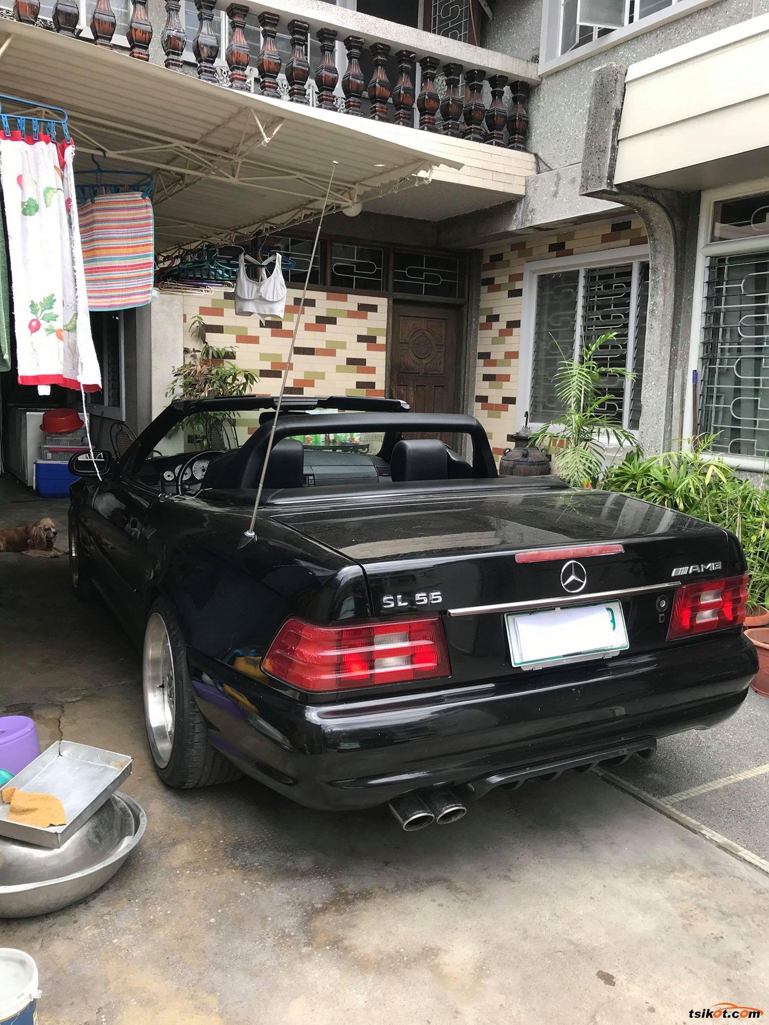 Mercedes-Benz Sl 1995 - 2