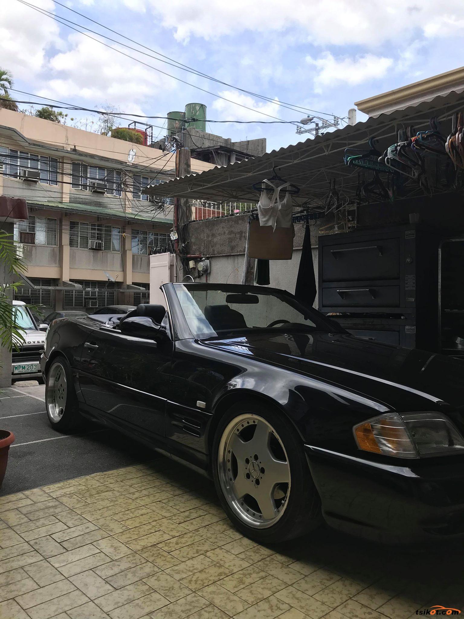 Mercedes-Benz Sl 1995 - 3