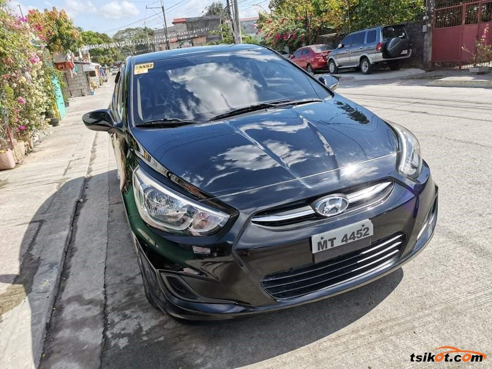 Hyundai Accent 2016 - 5